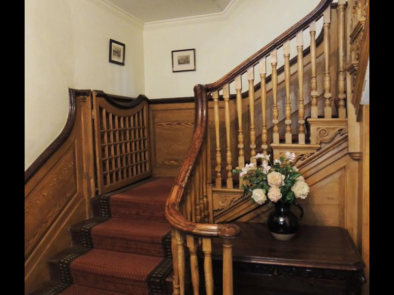 Buckland staircase
