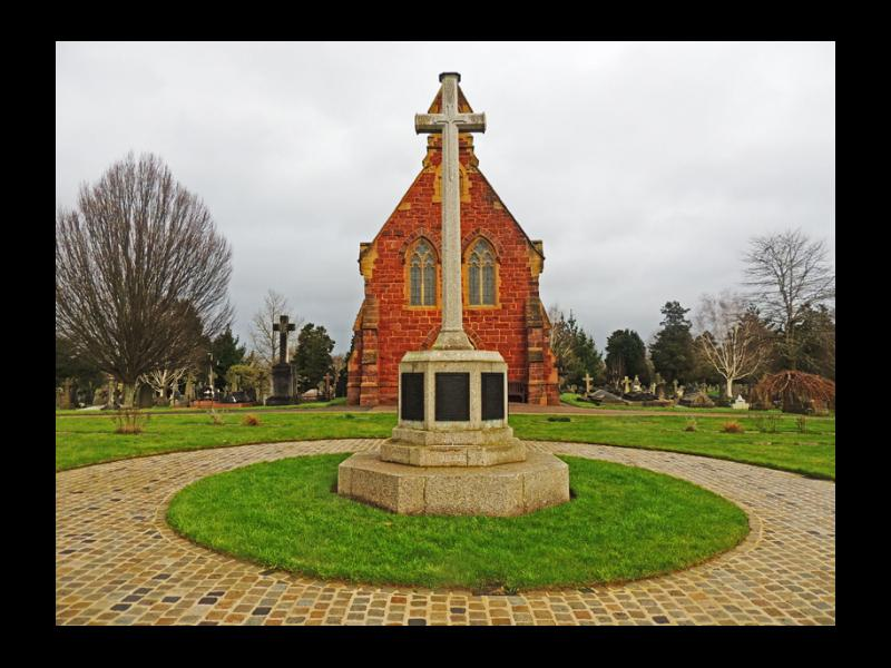 WWI Memorial and Chapel