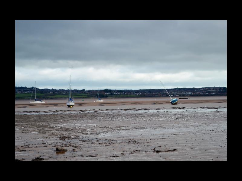 Starcross on the Exe Estuary